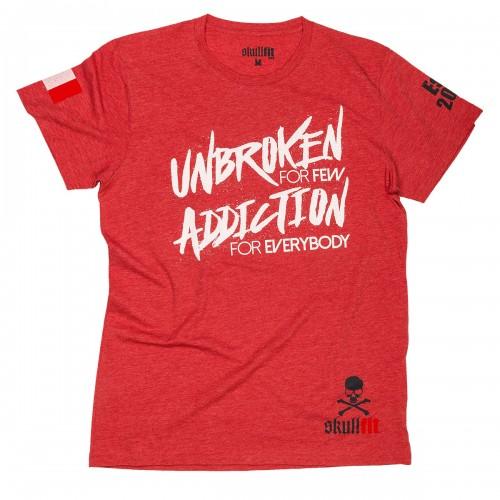 UNBROKEN RED M