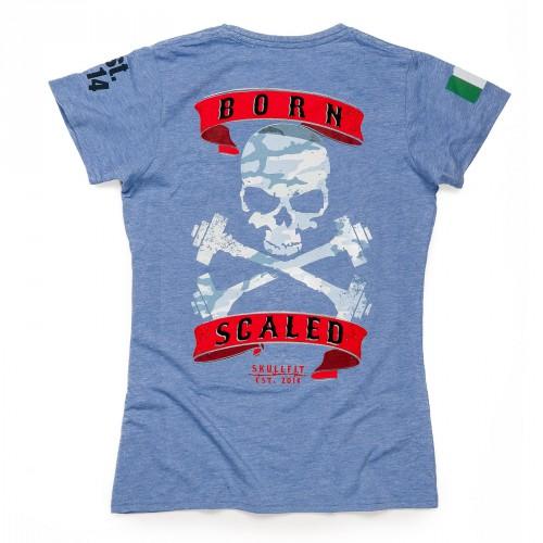 BORN SCALED BLUE W