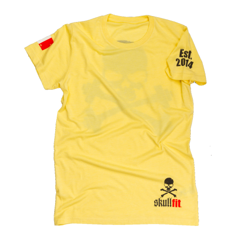 FIT YELLOW M