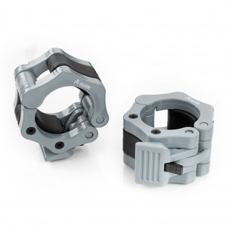 PLASTIC LOCK JAW GREY