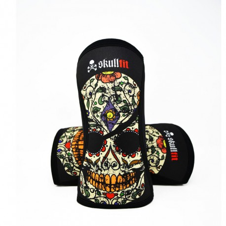 GINOCCHIERE MEXICAN SKULL