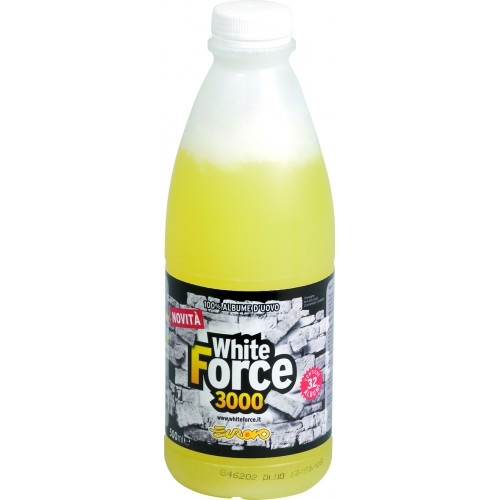 WHITE FORCE 3000 ALBUME 1KG