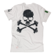 SKULLFIT ATHLETE WHITE M