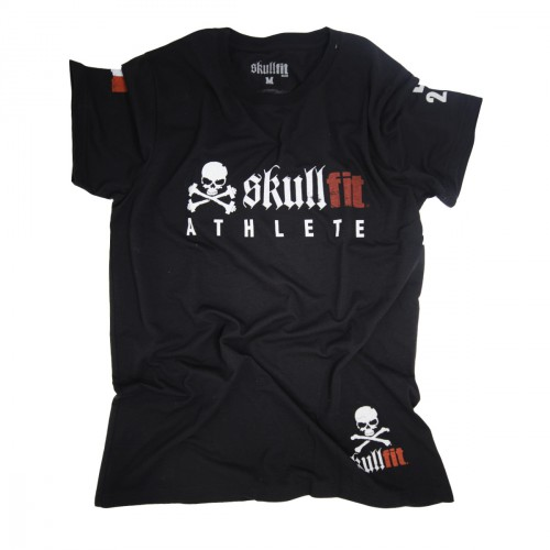 SKULLFIT ATHLETE BLACK M