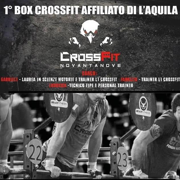 CrossFit Novantanove