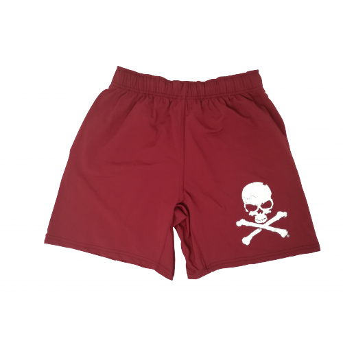 SHORT BORDEAUX M