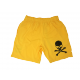 SHORT GIALLO M