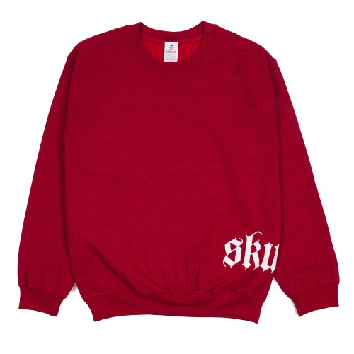 SKULLFIT RED NECK FLEECE