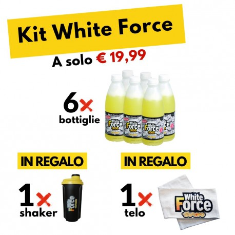 Kit White Force