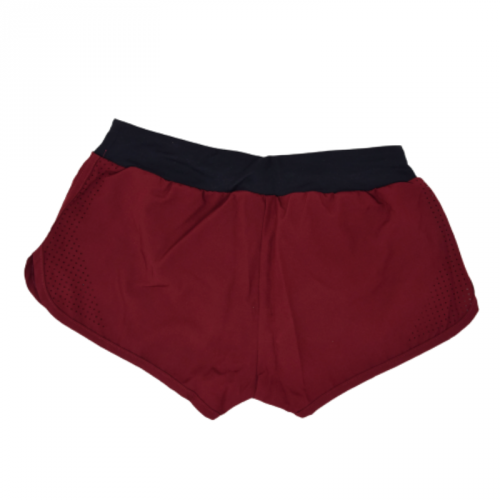 SHORTS BORDEAUX W