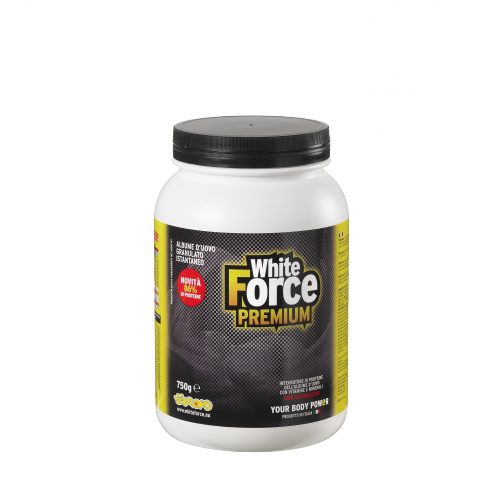 WHITE FORCE PREMIUM NEUTRO 750G