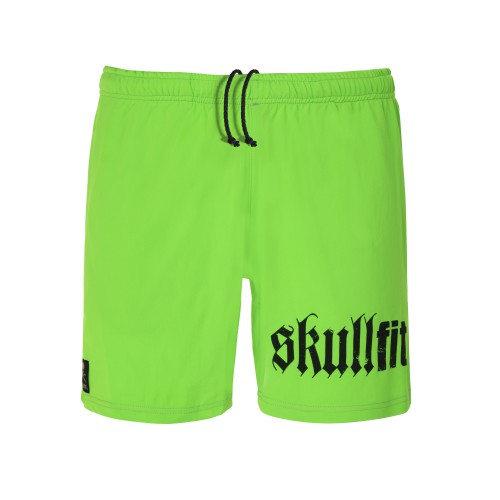 SHORTS GREEN FLUO M