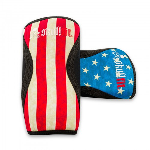 KNEE PAD stars/stripes
