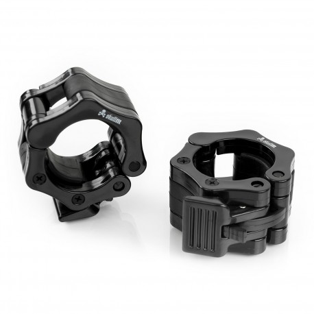 PLASTIC LOCK JAW BLACK