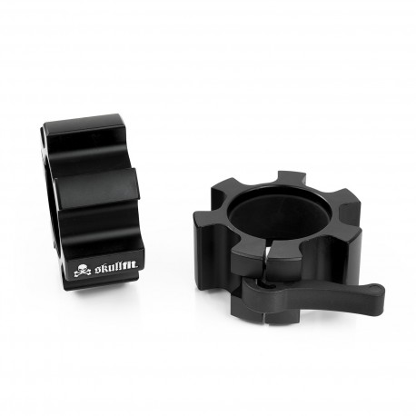 ALUMINUM LOCK JAW BLACK